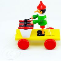 MIVA Pinocchio s xylofónom 2