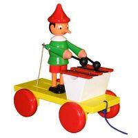 MIVA Pinocchio s xylofónom