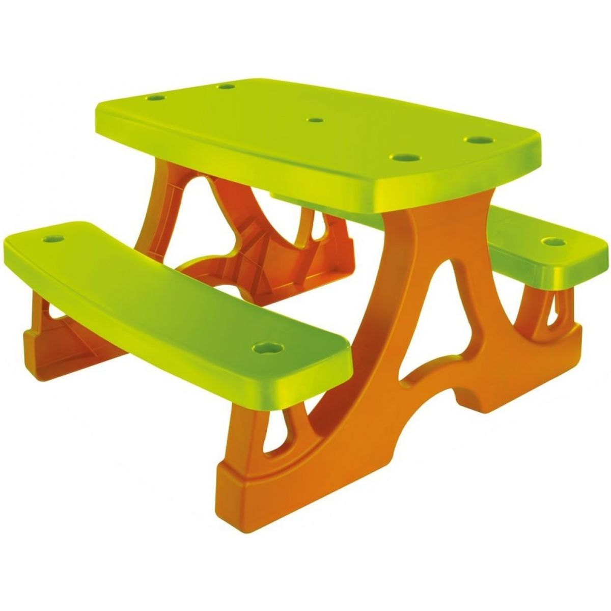 Mochtoys Piknikový stolík s lavičkami