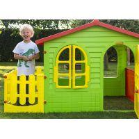 Mochtoys Záhradný domček s plotom 4