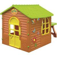 Mochtoys Záhradný domček so stolíkom 2
