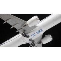 Zvezda Model Kit lietadlo 7026 Boeing 737- 8 MAX 1: 144 3