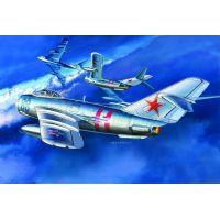 Zvezda Model Kit lietadlo 7318 MIG-17 Fresco 1:72 2