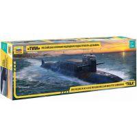 Zvezda Model Kit ponorka TulaSubmarine Delfin Delta IV Class 1: 350