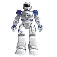 Modrý Robot Viktor na IR diaľkové ovládanie