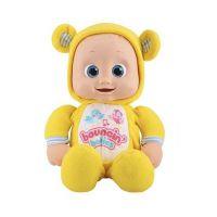 Moje první miminko Bouncin Babies usínáček žlutá