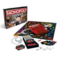 Monopoly Cheaters edition SK - Poškodený obal