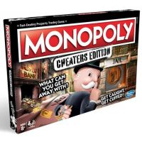 Monopoly Cheaters edition SK 2