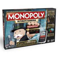 Hasbro Monopoly: Ultimate banking CZ