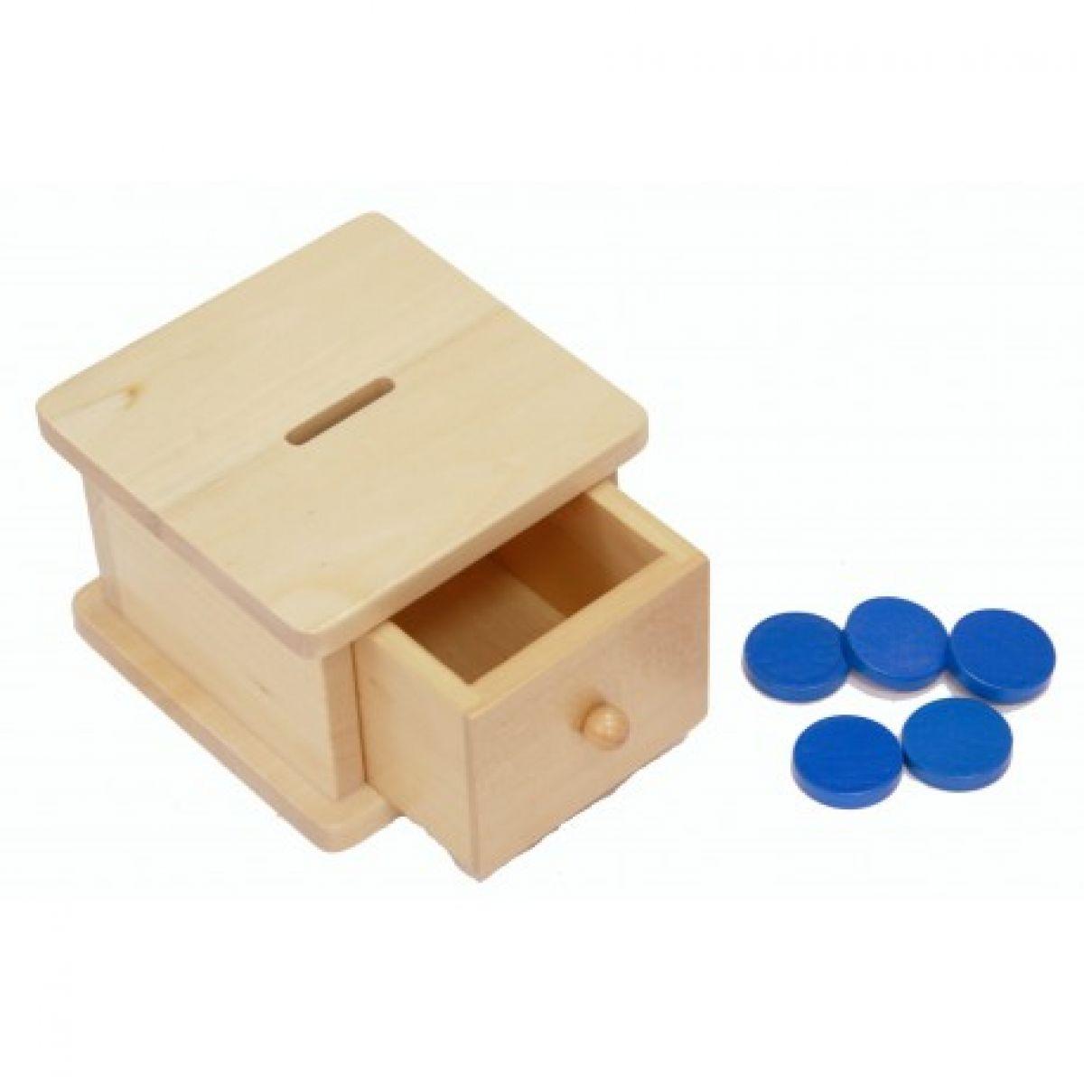Montessori Dojčenská pokladnička
