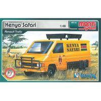 Monti 04 Kenya Safari Renault Trafic 1:35 3