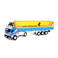 Vista Stavebnice Monti 08 1 Kamión Liaz Special Turbo v krabici 315x165x75cm 1:48