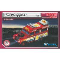 Stavebnica Monti 34 Taxi Filipini 1:35 2