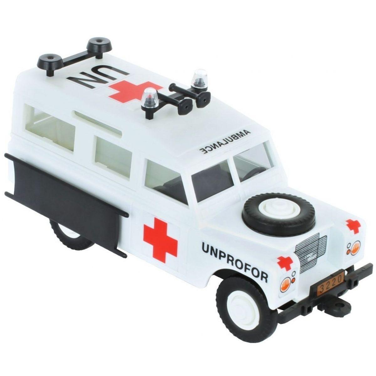 Monti System 35 Unprofor Ambulancia 1:35
