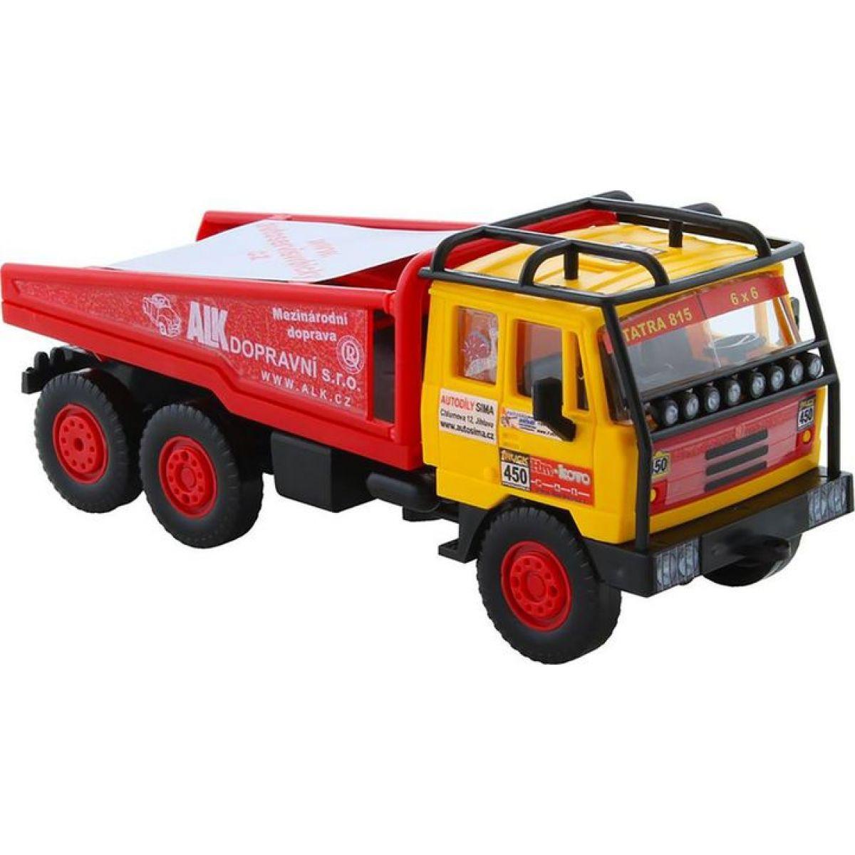 Monti System 76 Tatra Truck Trial 1:48