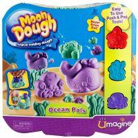Kreatívne hračka Moon Dough Kamarádi z oceánu