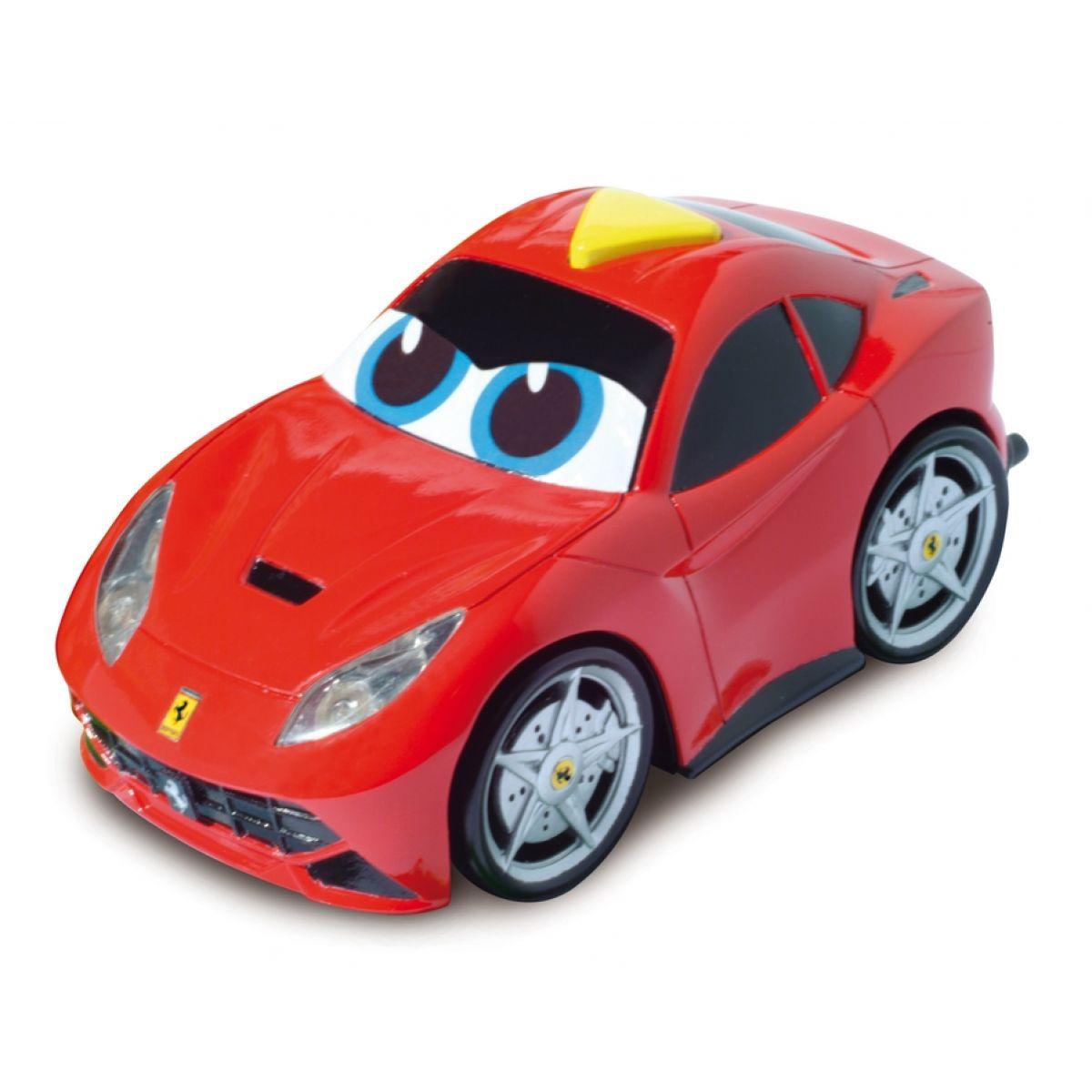 Motorama Auto Ferrari Berlinetta so zvukom a svetlom - Červená