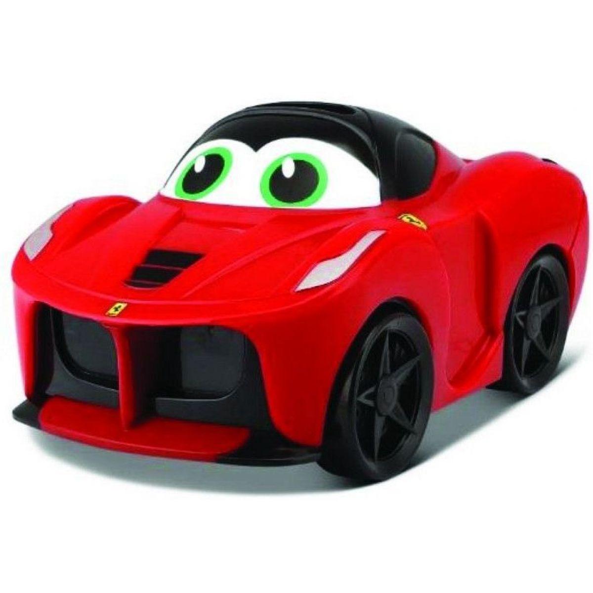 Motorama RC Auto Ferrari F1 Infra čierna strecha