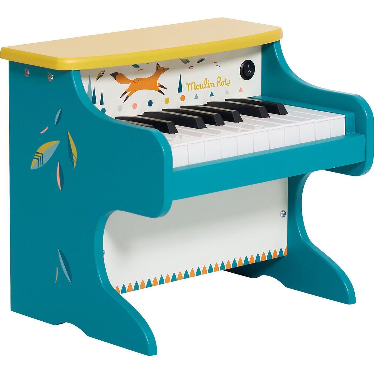 Moulin Roty Drevené piano Moulin Roty