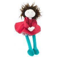 Moulin Roty Dievčatko Louisa s taškou