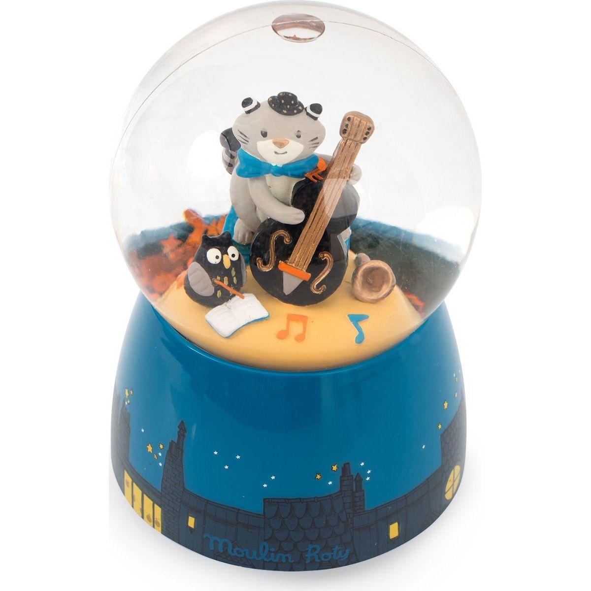 Moulin Roty Sněžítko a hracia skrinka