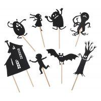 Moulin Roty stínové divadlo strašidla