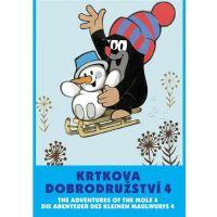 MÚ Brno Dvd Krtkova dobrodružství 4