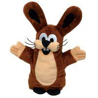 Zajac 28 cm maňuška krtkovi kamarati