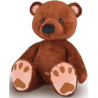 MÚ Brno Medvěd Pupík hnědý 60cm