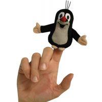Krtek 8cm prstový maňásek