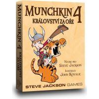 Steve Jackson Games Munchkin 4: Království za oře