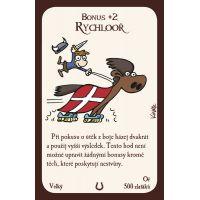 Steve Jackson Games Munchkin 8: Půlkůň jede 4