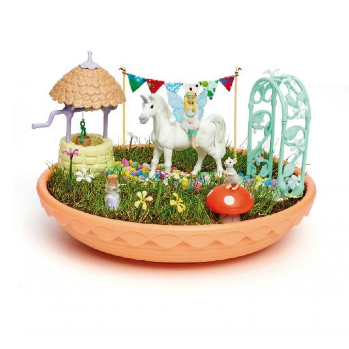 Alltoys My Fairy Garden Jednorožcova záhradka
