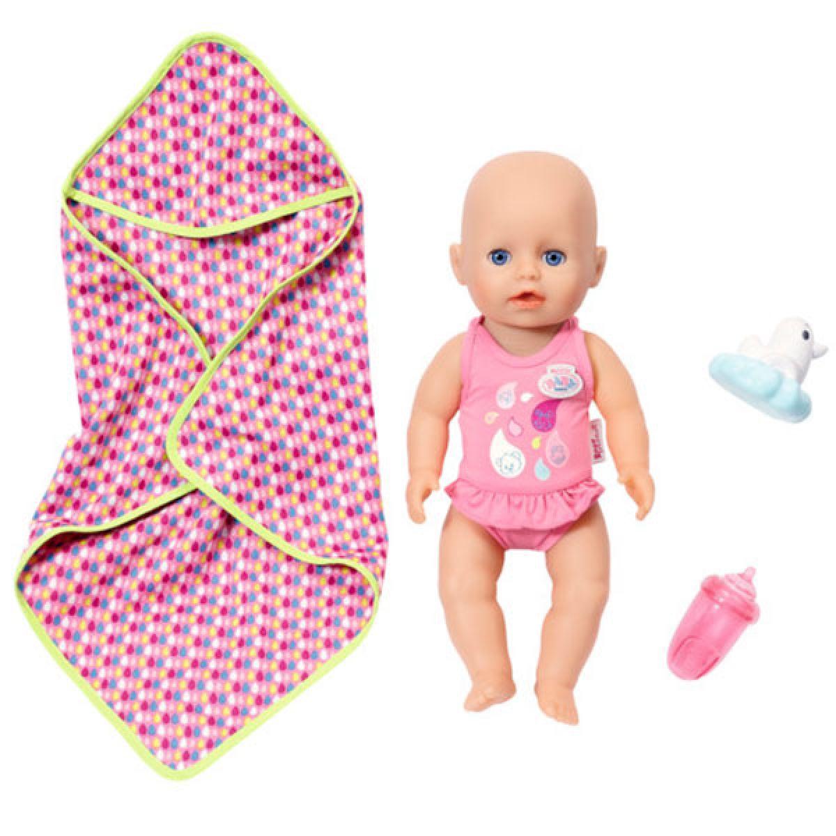 My Little Baby Born bábika na kúpanie