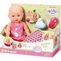 My Little Baby Born bábika na kúpanie 5