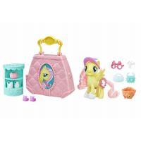 My Little Pony Pony priatelia hrací set zatvárací Fluttershy