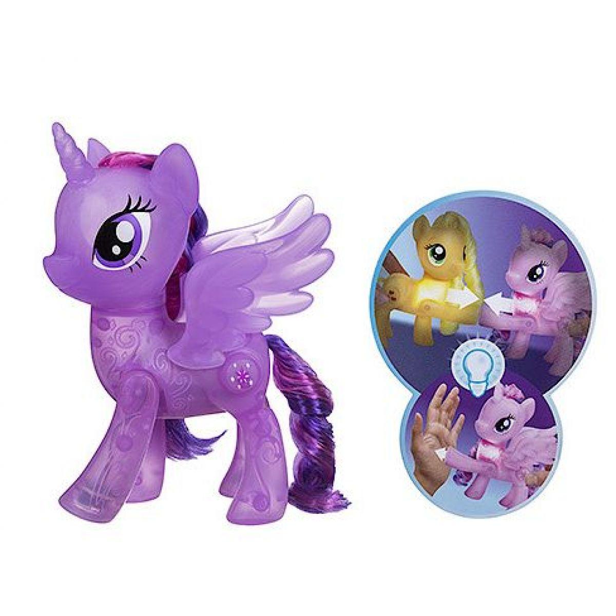My Little Pony Svietiaci pony Twilight Sparkle