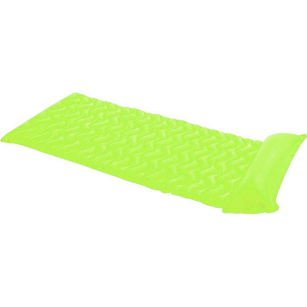 Intex 58807 Nafukovacie lehátko rolovacie 229 x 86 cm - zelená