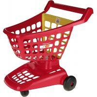 Écoiffier 1220 Nákupní vozík 42 cm Červená