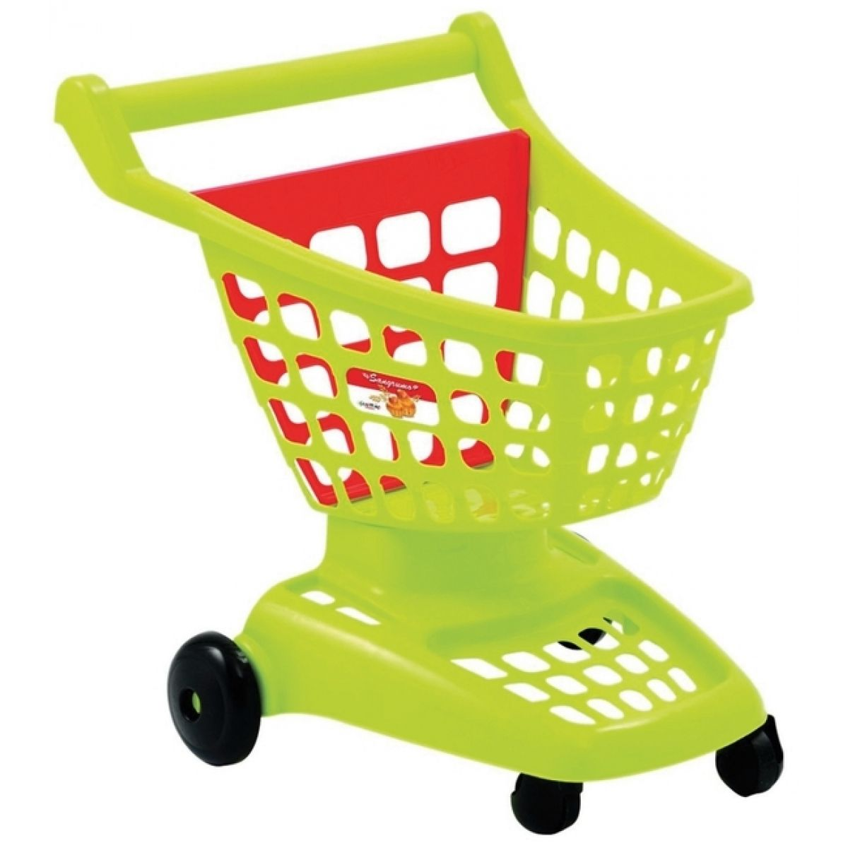 Écoiffier 1220 Nákupní vozík 42 cm Zelená