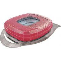Nanostad 3D puzzle Štadión Allianz Arena FC Bayern Mníchov 3
