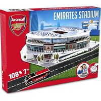 Nanostad 3D puzzle UK Emirates Arsenal 108 dielikov