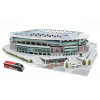 Nanostad 3D puzzle UK Emirates Arsenal 108 dielikov 2