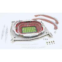 Nanostad 3D puzzle UK Emirates Arsenal 108 dielikov 4