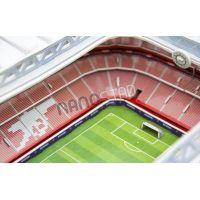 Nanostad 3D puzzle UK Emirates Arsenal 108 dielikov 5