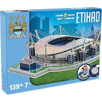 Nanostad 3D puzzle UK Etihad-Manchester City