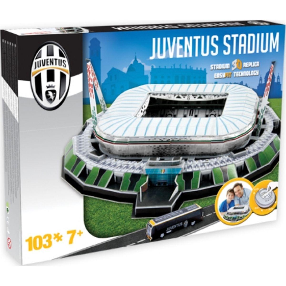 Nanostad 3D puzzle ITALY Juve Stadium-Juventus