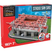 Nanostad 3D puzzle ITALY San Siro Inter's packaging 193 dielikov