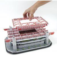 Nanostad 3D puzzle ITALY San Siro Inter's packaging 193 dielikov 5