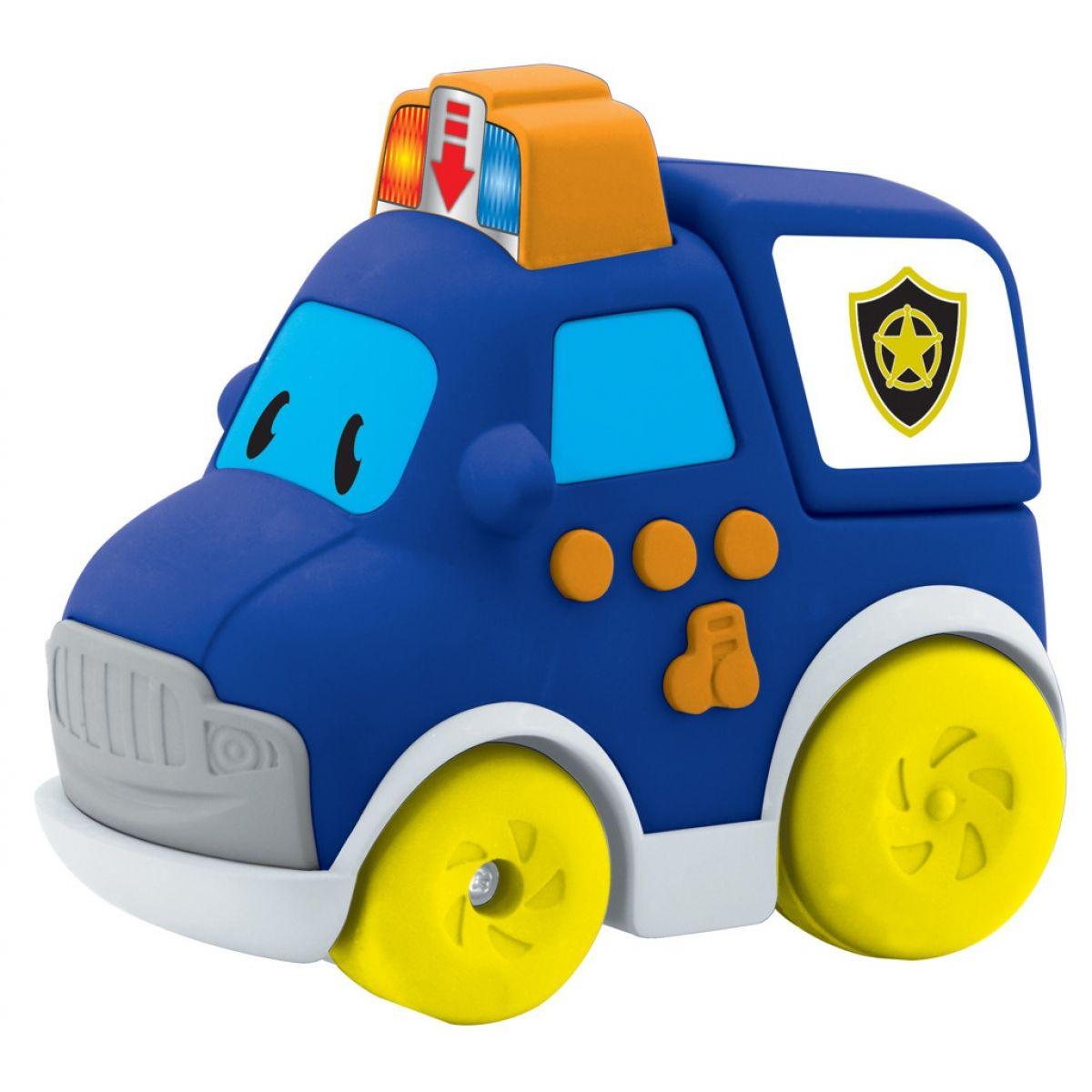 Navystar Autíčko záchranáři - Modré policejní